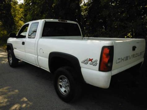 auto air conditioning repair 2007 chevrolet silverado 2500 electronic toll collection purchase used 2007 chevrolet silverado 2500heavyduty 4x4 4dr excab 6ltr 8cyl w airconditioning