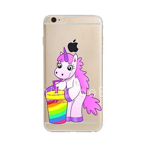 Softcase Autofocus Iphone 6 Iphone 6 Plus Iphone 7 Iphone 7 Plus drinks unicorn tpu soft cover for apple iphone 7 7 plus iphone 6 6 plus iphone 5 5c iphone