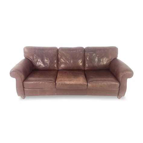 second hand brown leather sofa second hand brown leather sofa second hand leather sofas