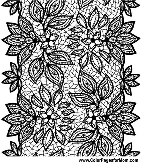 free coloring pages of advanced flowers
