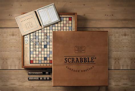 scrabble vintage vintage edition scrabble