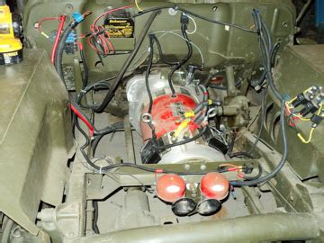 electric jeep conversion willys engine adapters willys free engine image for user