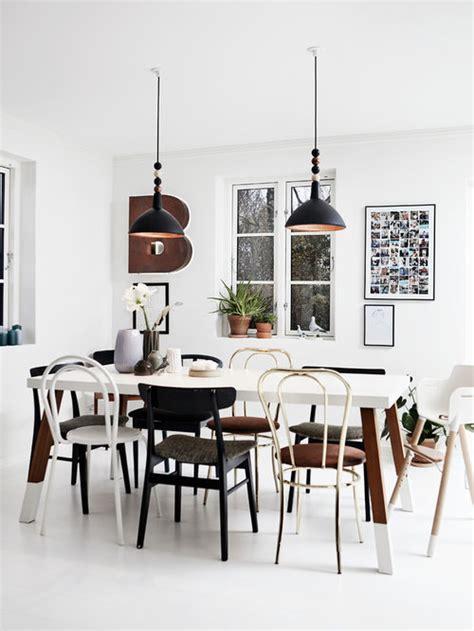 popular medium sized midcentury dining room
