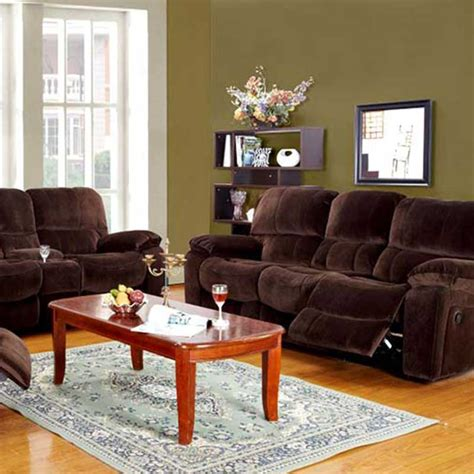 ramsey reclining set the furniture shack discount