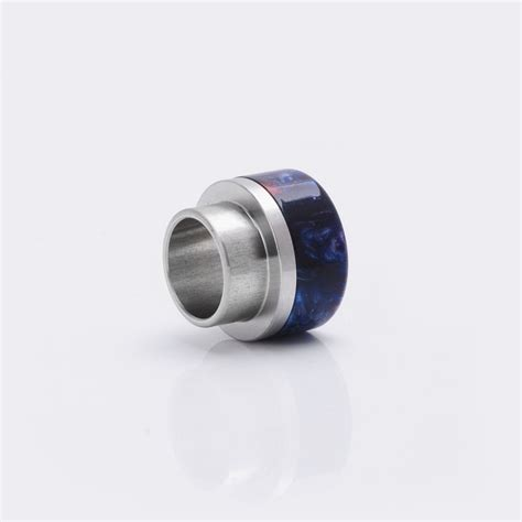Sale Resin Summit For Rda Goon authentic vapjoy random color resin ss 12 8mm drip tip for goon rda