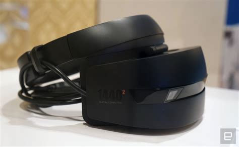 Headset Hp microsoft zeigt g 252 nstige vr headsets hp dell und acer
