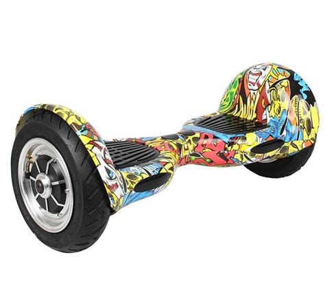 Mini Segway 10 Inch White Graffity hoverboard smart hoverboard hoverboard for sale self