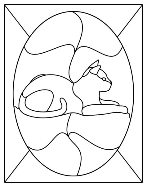 free patterns in stained glass 295 best free stained glass patterns images on pinterest