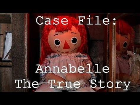 haunted doll true story annabelle the haunted doll the true story