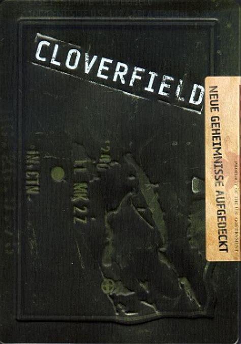 Cloverfield Dvd Steelbook steelbook dvd preisvergleich cloverfield