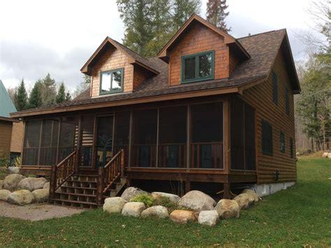 private lakefront modern adirondack cabin vrbo