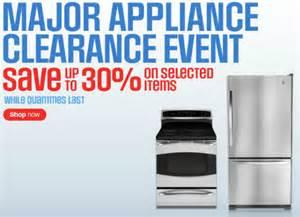sears kitchen appliances sale appliance sales sears kenmore appliance sale
