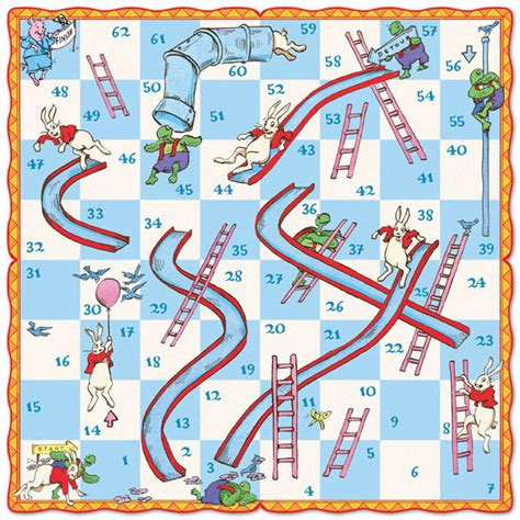 printable board games snakes and ladders free chutes and ladders coloring pages
