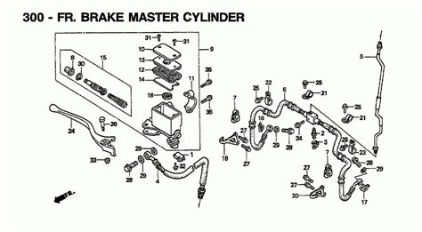 honda 300 fourtrax wiring schematic wiring diagram schemes