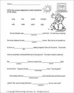 1st grade science worksheets fill in the blank