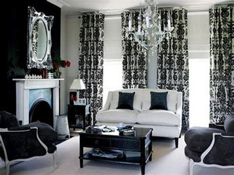 black n white living room 20 black and white living room designs bringing