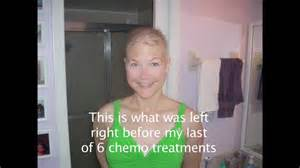 hair regrowth after chemo youtube