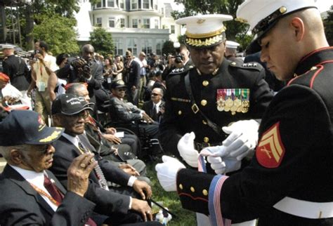 the marines of montford point book report honored montford point marines recall breaking racial