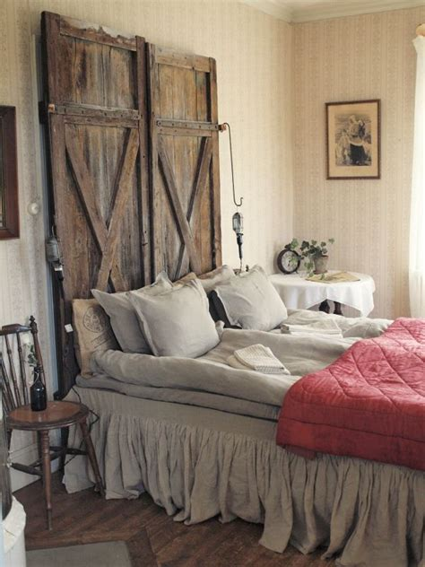 vintage door headboard 101 headboard ideas that will rock your bedroom
