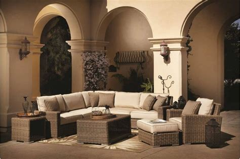 Patio Furniture Indoors by Coronado Collection Sunset West Outdoor Furnishings