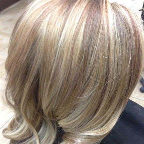 ash blonde highlights and lowlights lowlights short hairstyle 2013