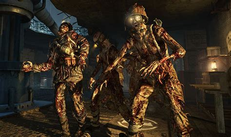 forget zombies chronicles call of duty ww2 zombies could