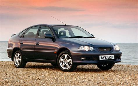 How Much Is Toyota Avensis Toyota Avensis Hatchback Review 1997 2003 Parkers