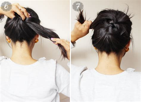 quick easy casual hairstyles ideas quick easy 2 minute casual updo