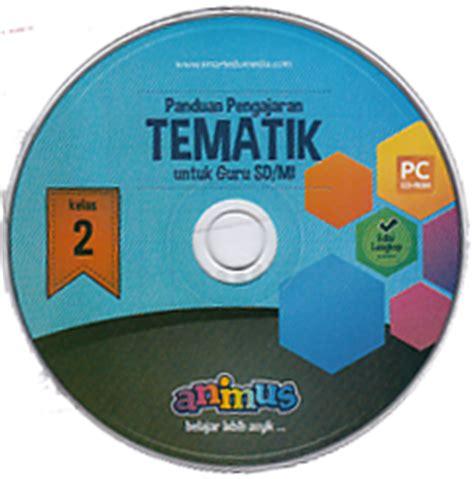 Panduan Belajar Tematik Untuk Sd Kelas 111 Semester 2 Ktsp 2006 toko buku rahma cd panduan pengajaran tematik untuk guru