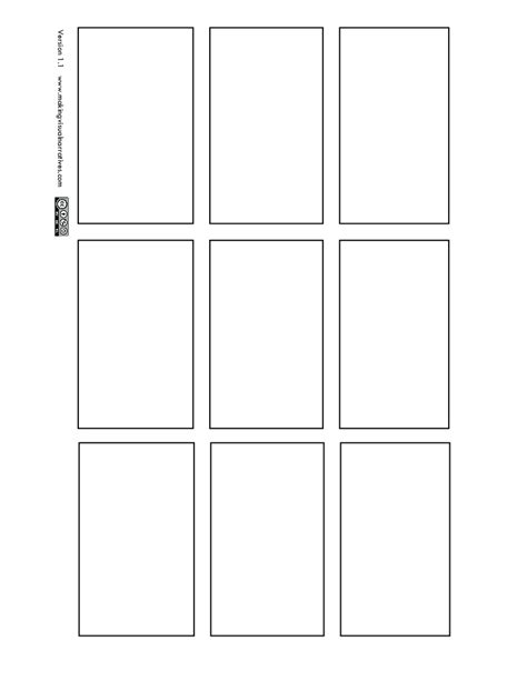 blank comic book variety of templates 2 9 panel layouts 110 pages 8 5 x 11 inches draw your own comics 9 panel comic book page
