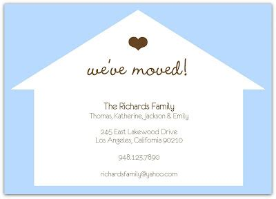 moving house cards template the tomkat studio july 2009
