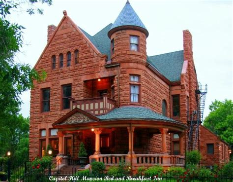 capitol hill mansion bed breakfast inn 5280 dinner package