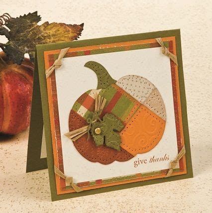 Thanksgiving Cards Handmade - 1000 ideas about handmade thanksgiving cards on
