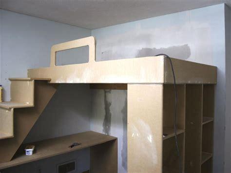 loft bed frame plans  woodworking