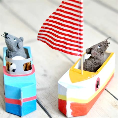 how to make a lifeboat out of paper 20 boat craft ideas