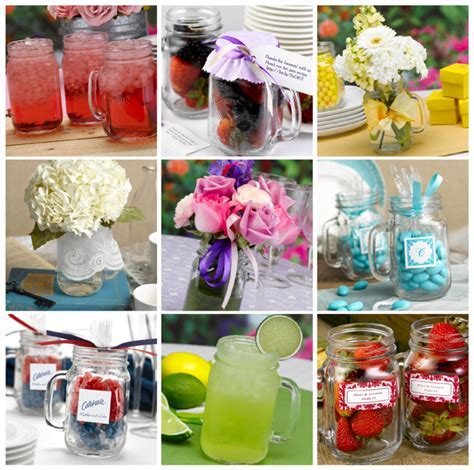 Summer Wedding Centerpiece Ideas: Featuring the Country