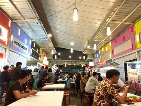 sudirman street tempat kuliner trending  bandung