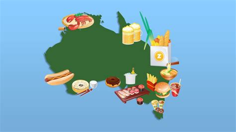 a story of food in australia our world