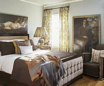 Grey Bedroom Mahogany Furniture Soft Gray Blue Paired With Mahogany Furniture And