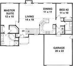 Plans For A 25 By 25 Foot Two Story Garage by Best 25 2 Bedroom House Plans Ideas That You Will Like On