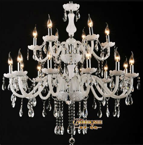 Large White Chandelier Fashionable Design Large White Chandelier Modern
