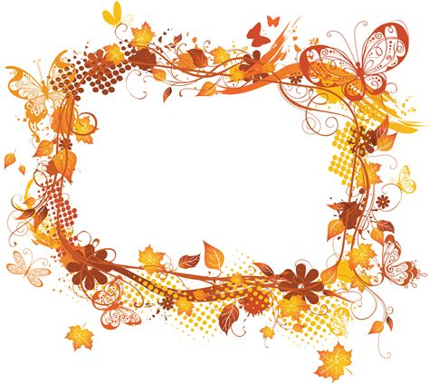 fall vector frame gallery yopriceville high quality