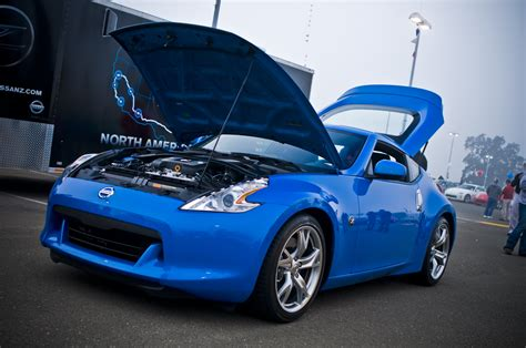 blue nissan 370z blue 370z wallpaper