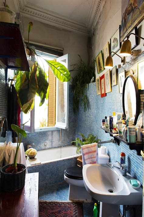 boho bathroom ideas 1000 ideas about bohemian bathroom on pinterest