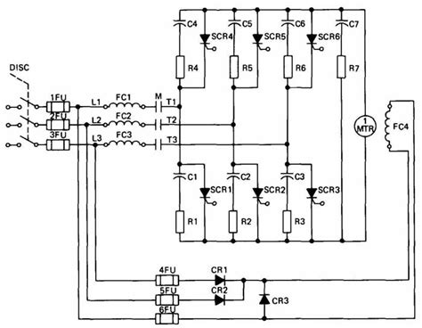 Electrical And Electronic Drawing Industrial Controls