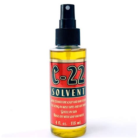 hair extension adhesive c 22 citrus solvent hair extensions adhesive remover