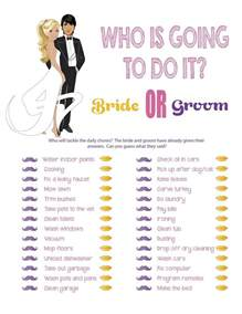 Couple Wedding Shower Games Best 25 Couple Shower Games Ideas On Pinterest