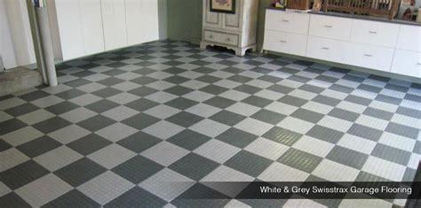 tile garage flooring options