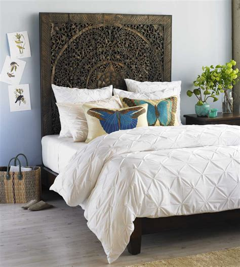 Bed Headboard Ideas by Cheap And Diy Headboards Ideas Decoholic