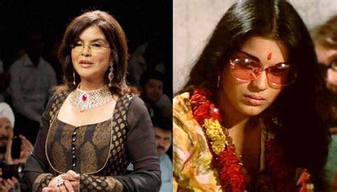parveen babi and zeenat aman songs zeenat aman news